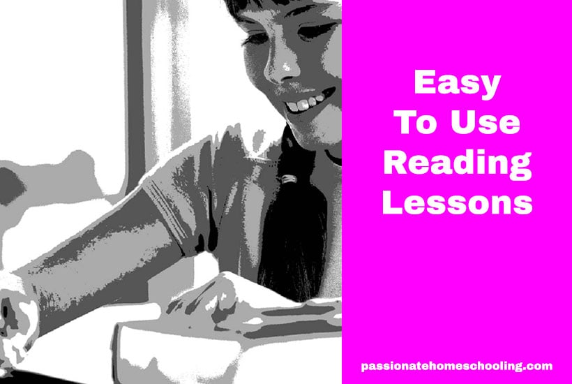 Easy Reading Lessons