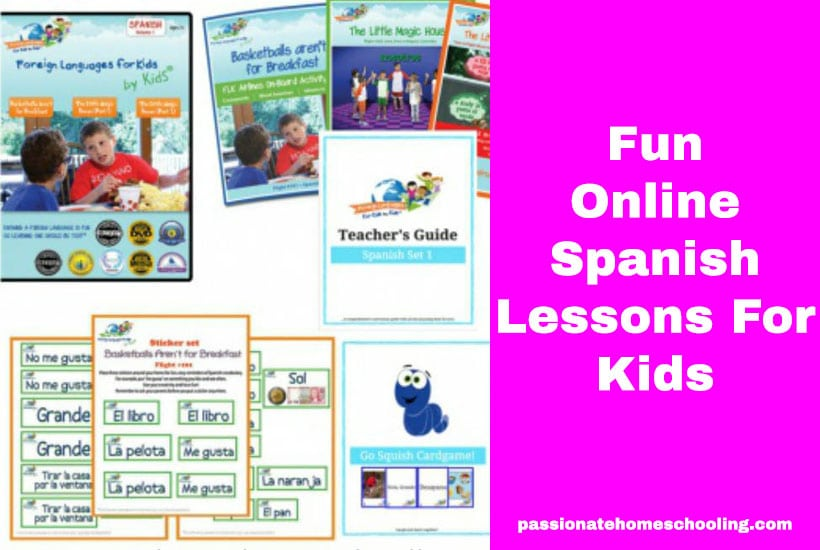 Online Foreign Language Lessons For Kids