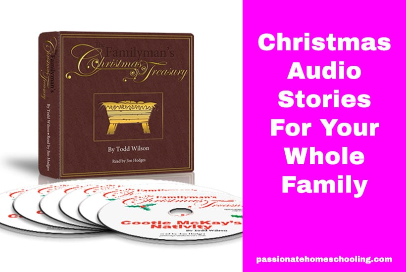 Christmas Audio Stories For Families