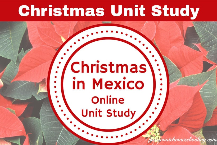 Christmas In Mexico Unit Study