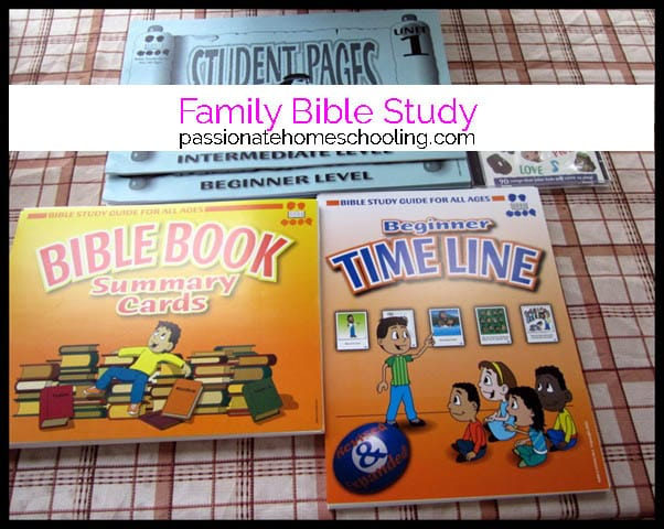Bible Study For All Ages