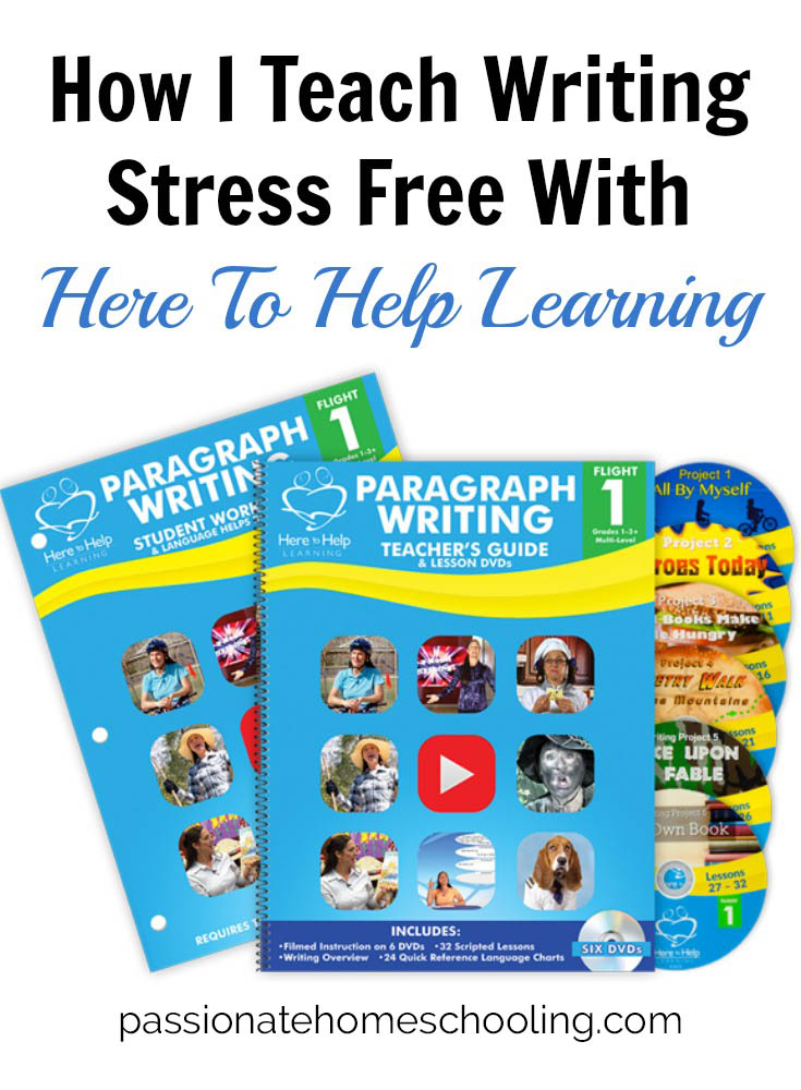 Charlotte Mason Writing Lessons. Here to Help Learning is the BEST writing program I've ever used! It works for all of my children to teach paragraph and essay writing. A great addition to our homeschool.