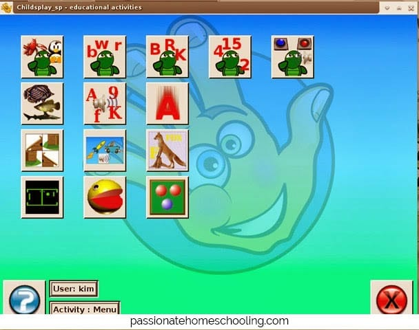 Childsplay Learning Games