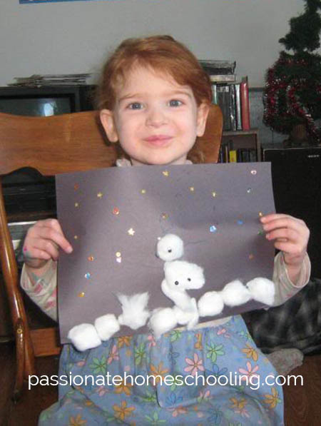Fun Snowman Craft For Kids