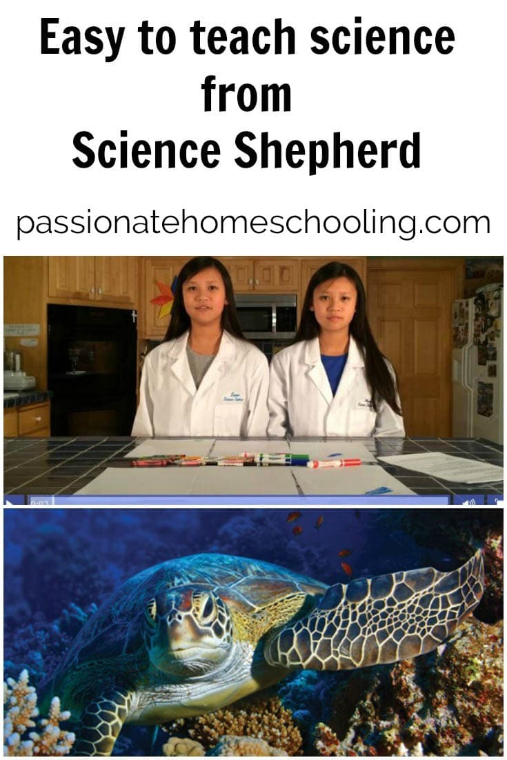 Homeschool Science Curriculum. I love using Introductory Science from Science Shepherd to teach my elementary aged children! They love the short videos and easy to use workbooks.
