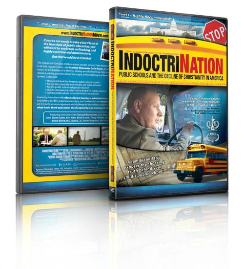 IndoctriNation cover