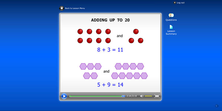Online Math Video Lesson