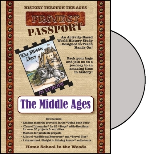 Project passport the middle ages